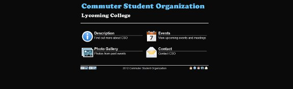 Commuter Student Organization - Lycoming College