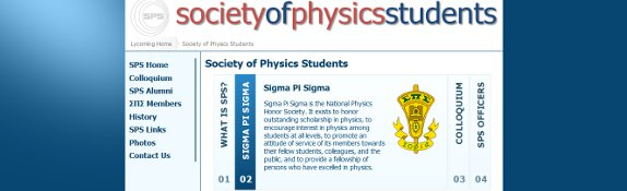 Society of Physics Students - Lycoming College